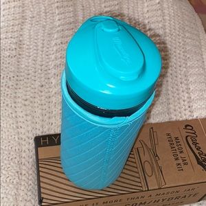 NWT Mason Jar Hydration Kit